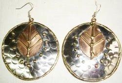 Designer Metal Earrings