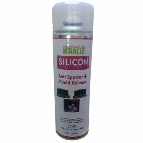 Anti Spatter Spray Silicone Free