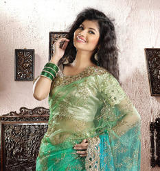 Platinum Party Wear Designer sarees Collections