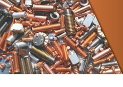 Weldable Metal Fasteners