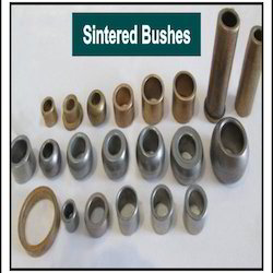 Sintered Bushes
