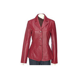 Three Button Formal Leather Jackets