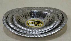 Oval Roti Basket
