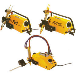 Pug Cutting Machine - Portable Gas Cutting Machine