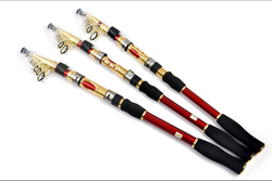 spinning fishing rod lu cr series