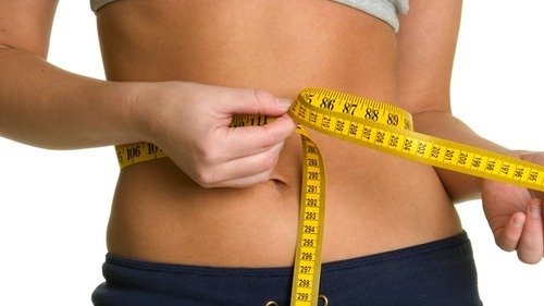 Abdominal weight loss diet