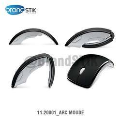 Arc And Foldable Mouse