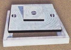 Sfrc Manhole Cover Frame Square