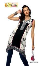 Designer Stylish Tunic Ladies Kurti Party Wear