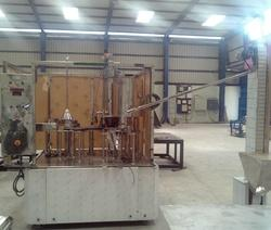 30 bpm rinsing filling capping machine