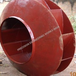 Mill Fan Impeller