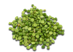 Green Yellow Peas
