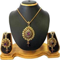 Kundan Gold Plated Jewelry Set
