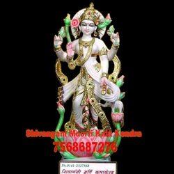Marble Laxmi Idol