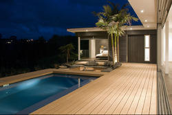 WPC Swimming Pool Deck