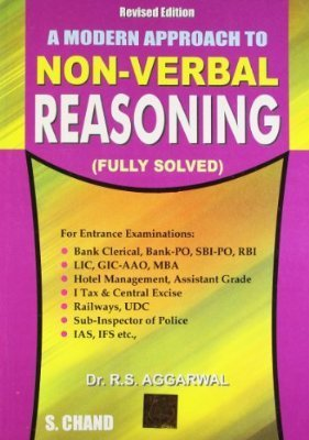 R s aggarwal non verbal reasoning arihant quantitative aptitude by r s aggarwal non verbal reasoning fandeluxe Image collections