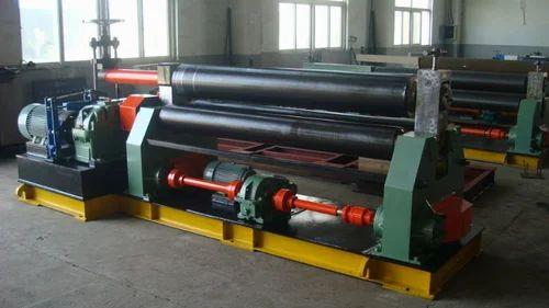 Plate Bending Rolls Machines