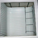Galvanized Steel Window