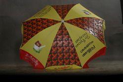 Branding on Umbrella