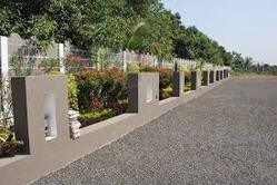 Ready Made Folding Boundary Wall