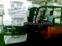 Ace Diesel Forklift With Bale Clamp Attachment