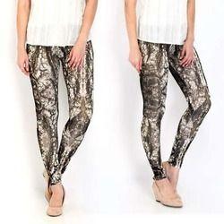 Skinny Printed Leggings