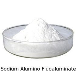 Sodium Alumino Fluoaluminate