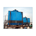Induced FRP Cooling Towers