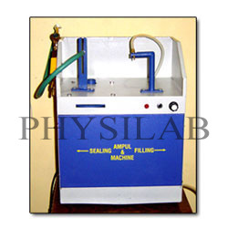 Ampule Filling & Sealing Machine (Electric Operated)