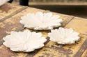 Marble Lotus Bowls