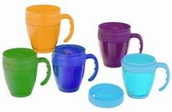 plastic mold mugs