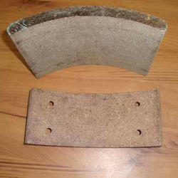 Brake Band Shoes/Brake Band Pad For Oil Field