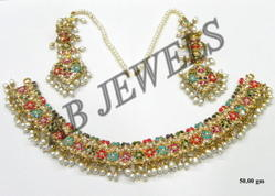 Jadau Necklace
