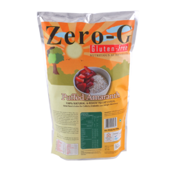 Zero-G Puffed Amaranth Ready To Eat Cereal