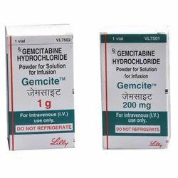 Gemcitabine Injections Gemcite
