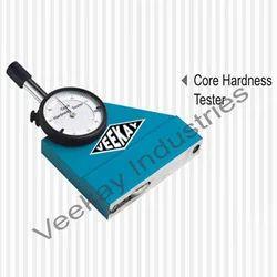 Core Hardness Tester