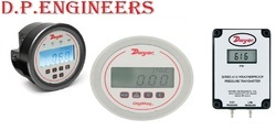 Dwyer Digital Magnehelic Gauge