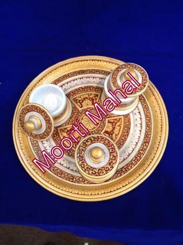 Handicrafts Dry Food Tray