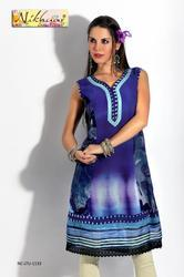 Ladies Fancy Indian Kurti Tunic Top Party Wear