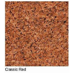 Classic Red Granite