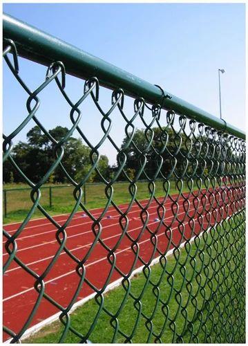 Metallic Chain Link Fencing