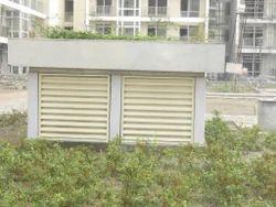 FRP Ventilation Louvers