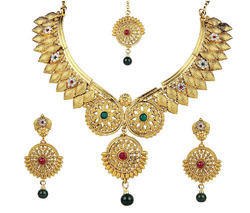 Bridal Jewellery Indian Set