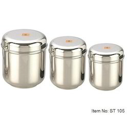 kitchen storage canisters - Kitchen Storage Containers