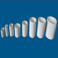 Various Sizes of Cylindrical Shape Crucibles