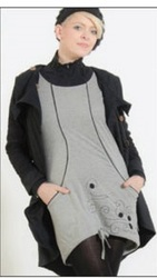 Ladies Knitted Overcoat