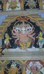Ganesha Story Paintings