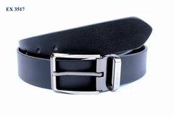 Men Simple Leather Belts