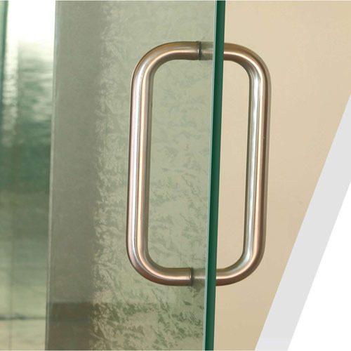 Designer Glass Door Handle