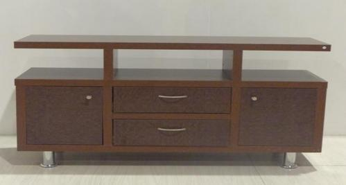 Wooden Home Furniture Lcd Storage Unit Manufacturer From